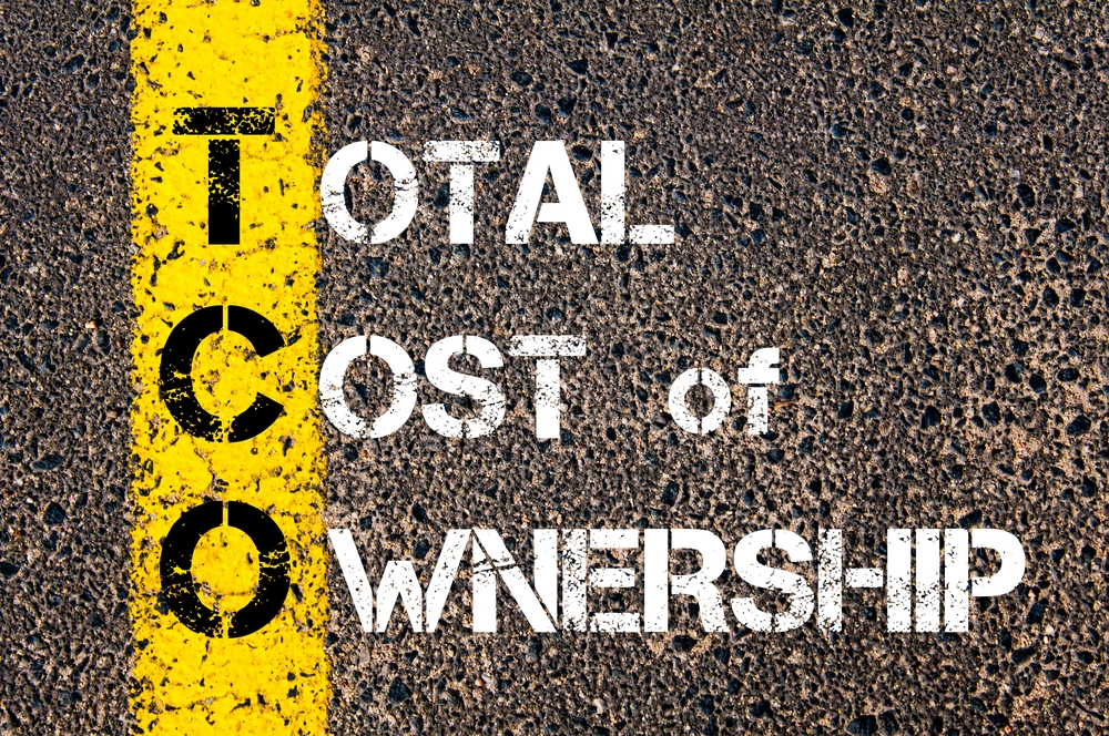 Total Cost of Ownership: The Basics