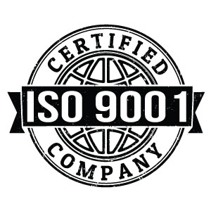 ISO 2001:2008 Certified