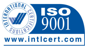 ISO 2001:2015 Certified