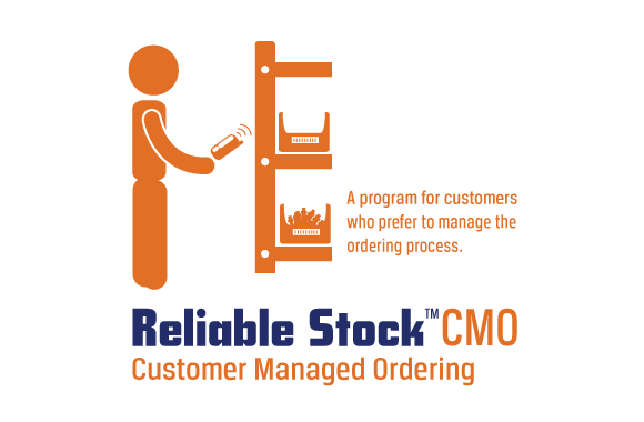 Reliable Stock Customer Managed Ordering