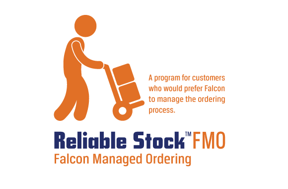 Reliable Stock Falcon Managed Ordering