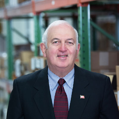 Don Nowak, President of Falcon Fastening Solutions