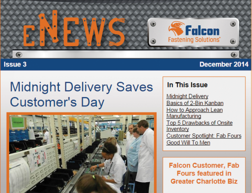 Issue 3: Midnight Delivery Saves Customer's Day