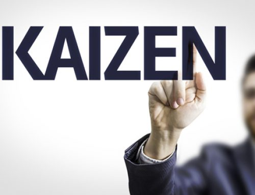 Time for an upgrade: Robots, kaizen and OEM self-improvement