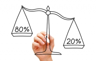 Let's look at a few examples of how the Pareto Principle could be applied to OEM operations.